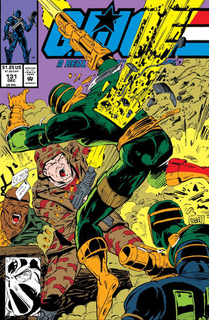 G.I. Joe A Real American Hero Vol 1 131