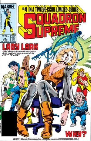 Squadron Supreme Vol 1 4