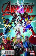 All-New, All-Different Avengers Vol 1 2 Jimenez Variant