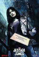 Marvel's Jessica Jones poster 001