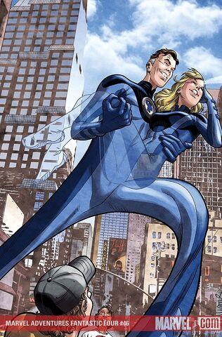 File:Marvel Adventures Fantastic Four Vol 1 46 Textless.jpg
