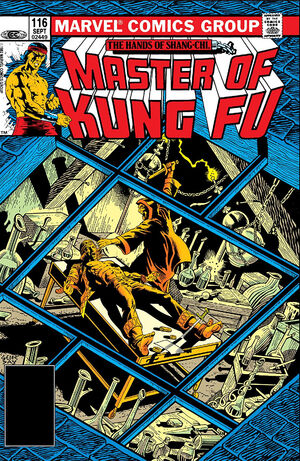 Master of Kung Fu Vol 1 116