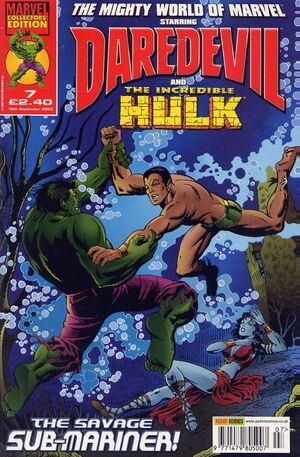 Mighty World of Marvel Vol 3 7