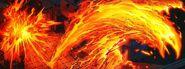 Phoenix Force (Earth-616) from X-Men Phoenix Warsong Vol 1 1 0001