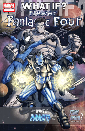What If? Newer Fantastic Four Vol 1 1