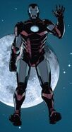 Anthony Stark (Earth-616) from Captain Marvel Vol 8 1 001