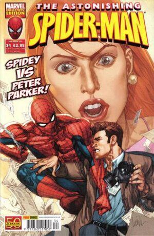 Astonishing Spider-Man Vol 3 34