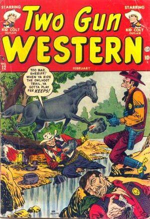 Two Gun Western Vol 1 12