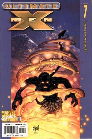 Ultimate X-Men Vol 1 7