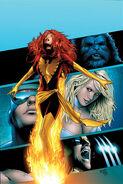 X-Men Phoenix Endsong Vol 1 2 Textless