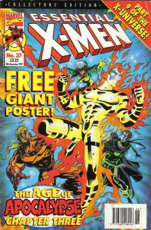 Essential X-Men Vol 1 27