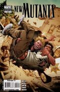 New Mutants Vol 3 2 Variant 2nd Print