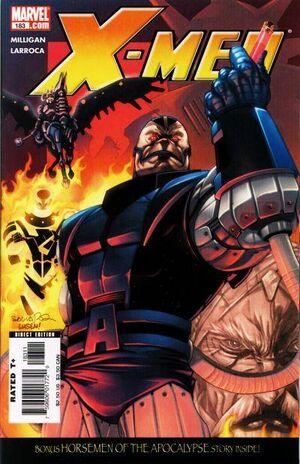 X-Men Vol 2 183