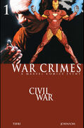 Civil War War Crimes Vol 1 1