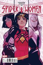 Spider-Women Alpha Vol 1 1 Lee Variant