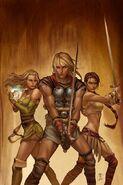 Thor Son of Asgard Vol 1 9 Textless