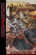 X-Men Curse of the Mutants - X-Men vs. Vampires Vol 1 1