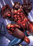 Crimson Dynamo VII (Earth-616) from Captain America Vol 3 42