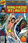 Man From Atlantis Vol 1 1