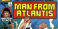 Man from Atlantis Vol 1