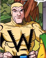 Robert Frank (Earth-20051) Marvel Adventures The Avengers Vol 1 37
