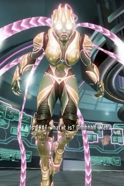 Serena Patel (Earth-TRN579) from Spider-Man Shattered Dimensions 001
