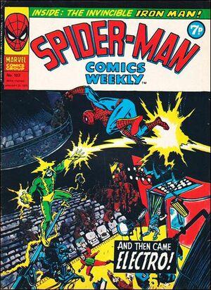 Spider-Man Comics Weekly Vol 1 102