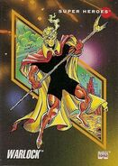 Adam Warlock (Earth-616) from Marvel Universe Cards Series III 0001
