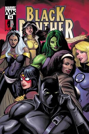 Black Panther Vol 4 14