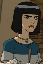Francie Beck (Earth-12041) from Ultimate Spider-Man Season 4 24 001