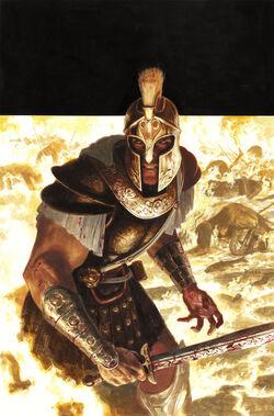 Marvel Illustrated The Iliad Vol 1 7 Textless
