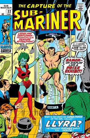 Sub-Mariner Vol 1 32
