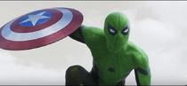 Green Spider-man