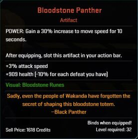 Bloodstone Panther