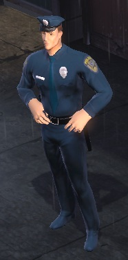 Character - Officer Rob Hernandez