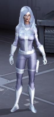Character - Silver Sable