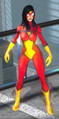Character - Spider-Woman