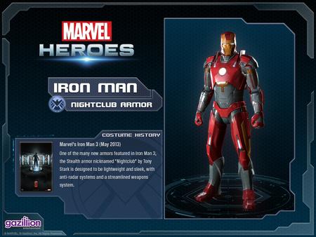 Iron Man - Nightclub