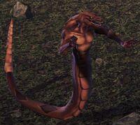 Character - Serpent Warrior
