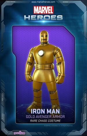 NormalCostumePreview Rare IronMan