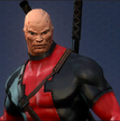 Deadpool Unmasked Costume Icon