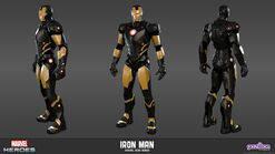 Iron Man Marvel Now Model