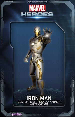 12x9 CostumePage Ironman GotG white