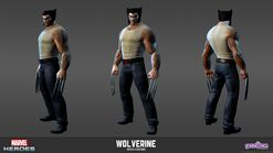 Wolverine Patch Model