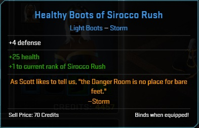 Equipment-Boots-Healthy Boots of Sirocco Rush (Storm 4)