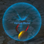 Equipment-Medal- Medal - Venom