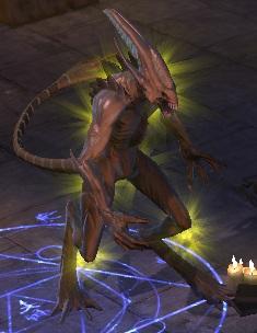 Character - N'Garai Demon (Elite Yellow)