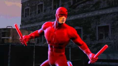 Marvel Heroes PAX 2012 Trailer - Daredevil cleans up Hell's Kitchen