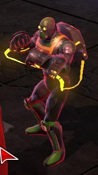 Character - Hydra Brawler