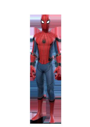 F spiderman homecoming